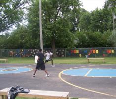 John W. Jones Park
