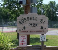 Russel Street Park