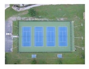 Harrison - Bruce Tennis Courts